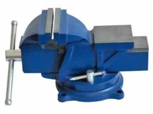 8003 83 series bench vise - swivel with anvil